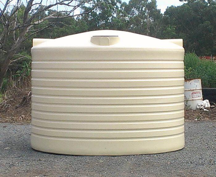 10k litre water tank