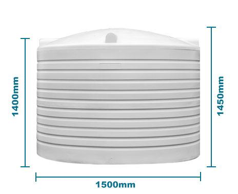 BPS2200L water tank