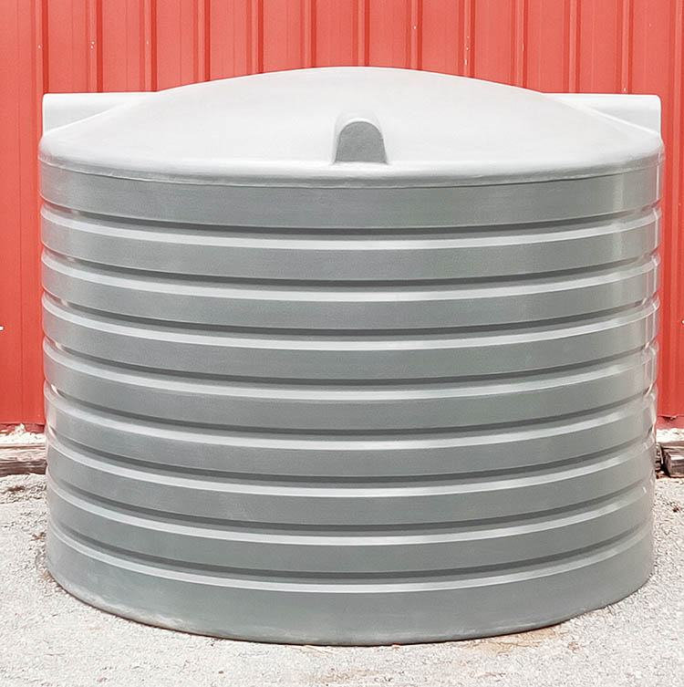 BPS3300L Water Tank in grey