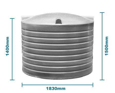 BPS5000L Water Tank Range