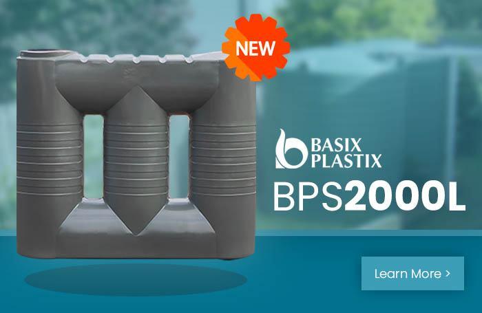 BPS2000 Rain Water Tank